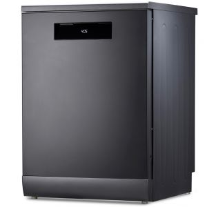 Voltas Beko 15 PS Full Size Dishwasher (Anthracite) DF15A Right View