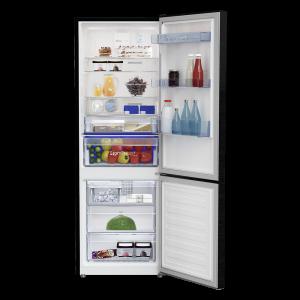 RBM365DXBCF Bottom freezer fridge