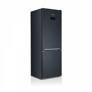 RBM365DXBCF Bottom freezer fridge