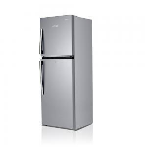 Voltas Beko 251 L 2 Star Frost Free Double Door Refrigerator (Brushed Silver) RFF2753XIEF Right View