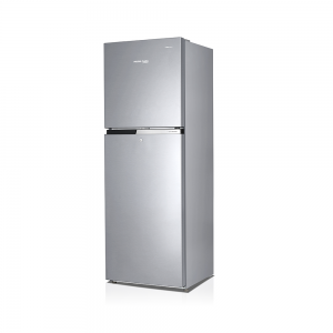 Voltas Beko 251 L 2 Star Frost Free Double Door Refrigerator (Brushed Silver) RFF2753XICF Right View