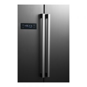 Voltas Beko 563 L Side by Side Refrigerator (Inox) RSB585XPE Front Close View