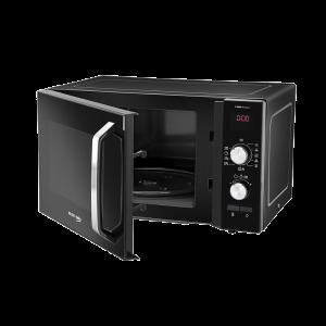 Voltas Beko 23 L Convection Microwave Oven (Black) MC23BD Open View