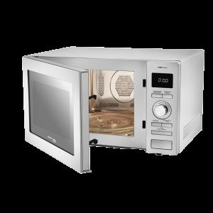 Voltas Beko 25 L Convection Microwave Oven (Inox) MC25SD Open View