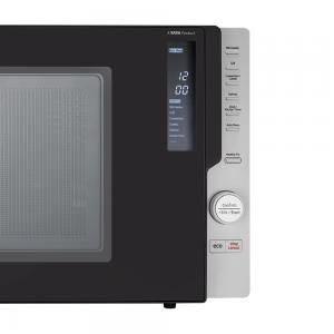 Voltas Beko 28 L Convection Microwave Oven (Inox) MC28BD Open View