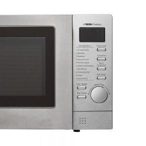 Voltas Beko 20 L Convection Microwave Oven (Silver) MC20SD Control Panel