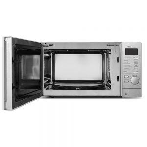Voltas Beko 20 L Convection Microwave Oven (Silver) MC20SD Open View
