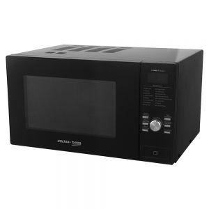 Voltas Beko 25 L Convection Microwave Oven (Black) MC25BD Right View