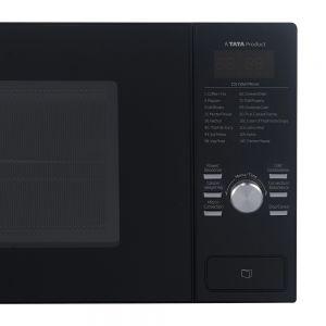 Voltas Beko 25 L Convection Microwave Oven (Black) MC25BD Control Panel