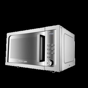 Voltas Beko 20 L Solo Microwave Oven (Inox) MS20SD Right View