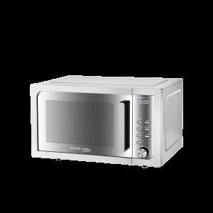 Voltas Beko 23 L Solo Microwave Oven (Inox) MS23SD Right View