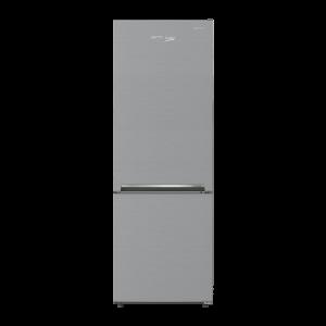 Voltas Beko 340 L 2 Star Bottom Mounted Refrigerator (Silver) RBM363IF Front View