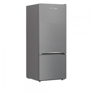 Voltas Beko 421 L 2 Star Bottom Mounted Refrigerator (Silver) RBM433IF Open View
