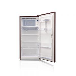 Voltas Beko 185 L 2 Star Direct Cool Single Door Refrigerator (Wine) RDC205DXWRX/XXXG Safebox View