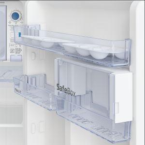 Voltas Beko 195 L 4 Star Direct Cool Single Door Refrigerator (Fairy Flower Purple) RDC215BFPEXB/BASG Safebox View