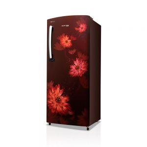 Voltas Beko 220 L 3 Star Direct Cool Single Door Refrigerator (Dahlia Wine) RDC240CDWEX/XXSG Right View