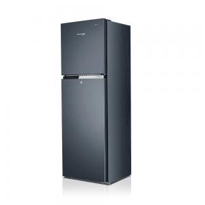 Voltas Beko 271 L 2 Star Frost Free Double Door Refrigerator (Wooden Black) RFF2953XBC Right View