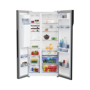 RSB655XPRF Side by Side Door Fridge