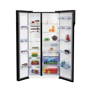 RSB66GF Side by Side Door Fridge