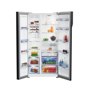 RSB66IF Side by Side Door Fridge