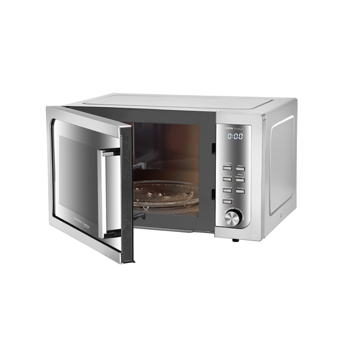 20 l solo microwave oven inox ms20sd
