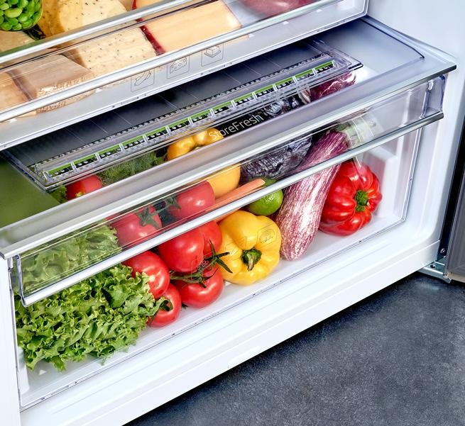 Voltas Beko Refrigerator StoreFresh™ Technology