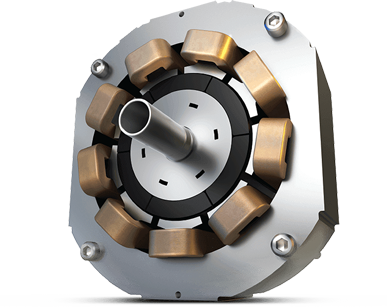 Voltas Beko Refrigerator ProSmart™ Inverter Compressor Feature - High Efficiency