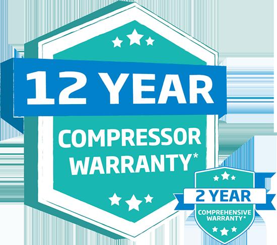 Voltas Beko Fridge - 12 Year Compressor and 2 Year Comprehensive Warranty