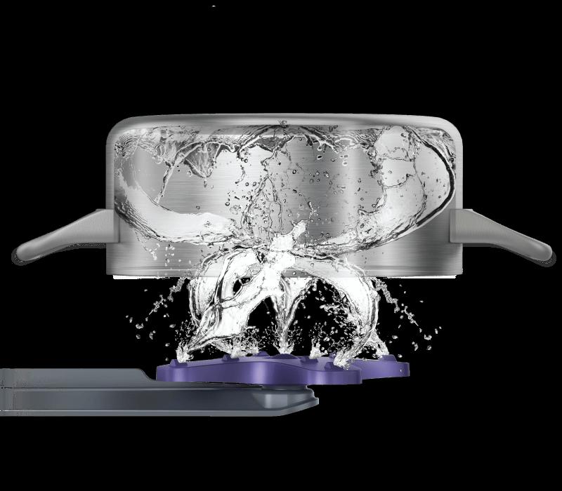 Voltas Beko Dishwasher 360 Degree Rotating Head Function