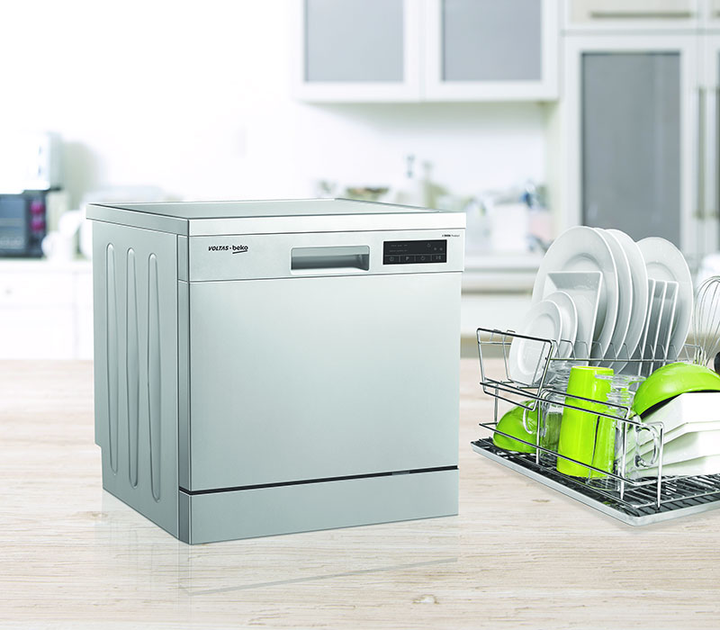 Portable Counter Top Dishwasher