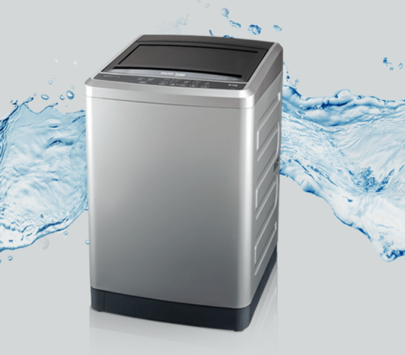 Voltas Beko Washing Machine Dual Power Rain Feature