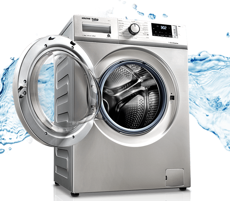 Voltas Beko Washing Machine Drumclean Program